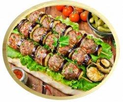 Kebab cu vinete image
