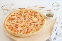 Pizza Al Salmono 26 cm image
