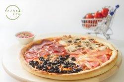 Pizza Quattro Stagioni 40 cm image
