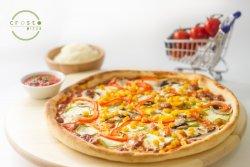 Pizza Vegetariano 26 cm image