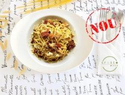 Spaghetti Pesto image
