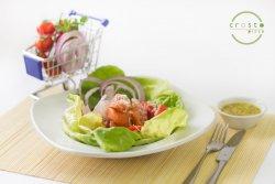 Salată al salmono image
