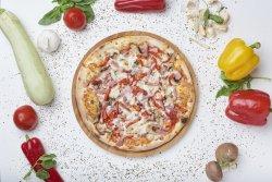 Pizza Carbonara 24 cm image