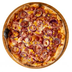 Pizza Rustica 30 cm image