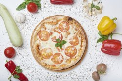 Pizza Margherita - 30cm image
