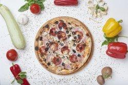 Pizza Quattro Stagioni - 30cm image