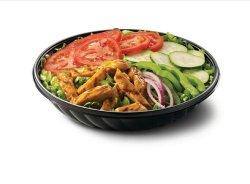 Salată cu pui Teriyaki image