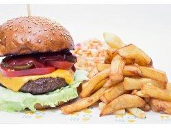 Meniu Cheesy Beef Burger image