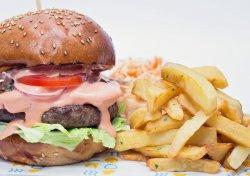 Meniu Classic Beef Burger image
