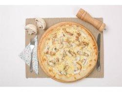 Pizza Pollo e funghi 26 cm image