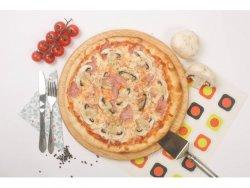 Pizza Prosciutto e Funghi 32 cm image