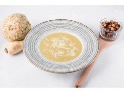 Supă cremă de țelină și păstârnac image
