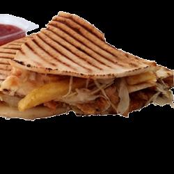 Quesadilla cu pui ‐ specialitate in tortilla image
