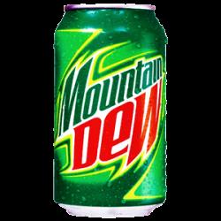 Mountain Dew 330 ml image