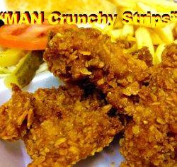 Meniu MAN crunchy strips image