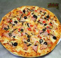 Pizza man mania 1+1 36 cm image