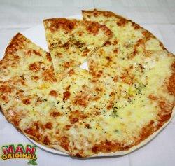 Pizza quatro formagio  41 cm image