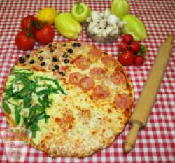 Pizza quatro stagione 36 cm image