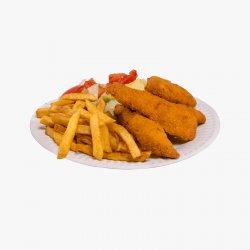 Platou Crispy cu cartofi image