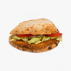 Șnițel pui Sandwich  image