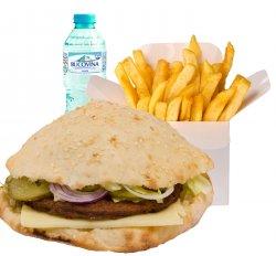 Cheeseburger Meniu image