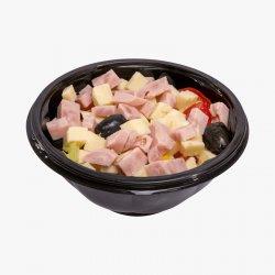 Salată cu Suncă și cașcaval image
