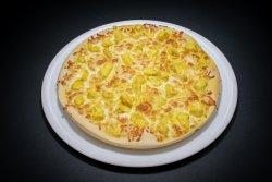 Pizza Con Pollo Familiare image