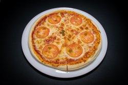 Pizza Margherita Familiare image