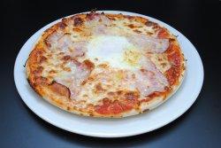 Pizza Carbonara Familiare image