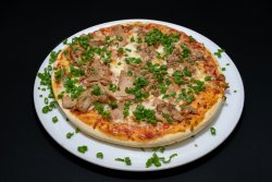 Pizza Tonno e Cipola Piccolo image