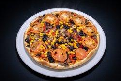 Pizza Vegetariană Familiare image