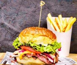 Porchetta Burger image