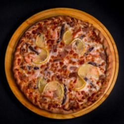 Pizza All Fish image