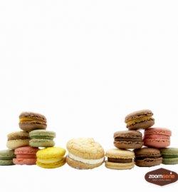 Macaron Ciocolată kg image